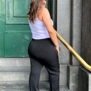 Pantalón con Spandex Modelina